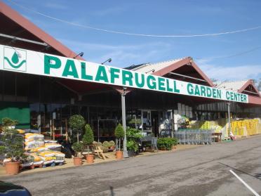 entrada del Palafrugell Garden Center