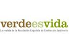 logo de la revista asociación española centros jardinería verdeesvida